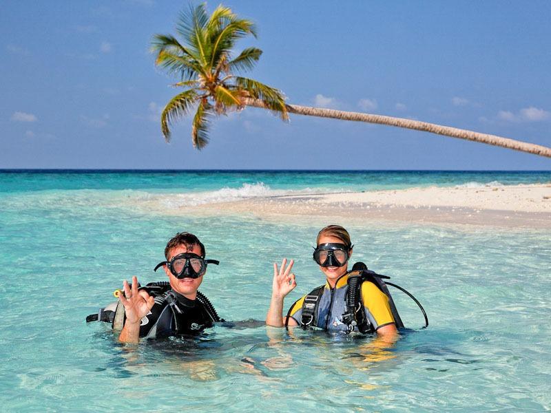 Dive Program & Dive Sites